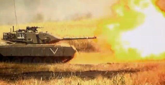 """צה""""ל ביצע ירי לעבר עמדת חמאס בדרום רצועת עזה"""