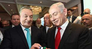 מקורי: בנימין נתניהו וראש ממשלת הונגריה משחקים בקוביה הונגרית