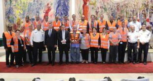 9 מתנדבים חדשים הצטרפו השנה לצוות החילוץ של הכנסת