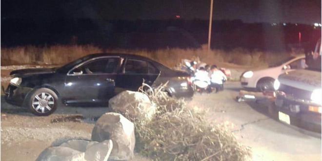 פצוע בינוני ו-3 קל בתאונת דרכים ברחוב הברוש בעפולה