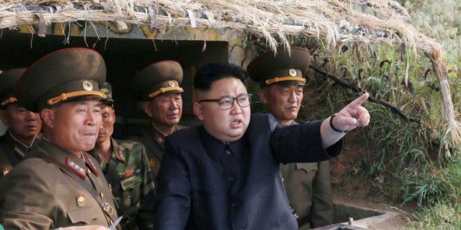 """מנהיג קוריאה הצפונית לצבאו: """"היו מוכנים לתקיפה בכל רגע"""""""