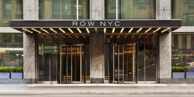 מלון היוקרה Row NYC Hotel