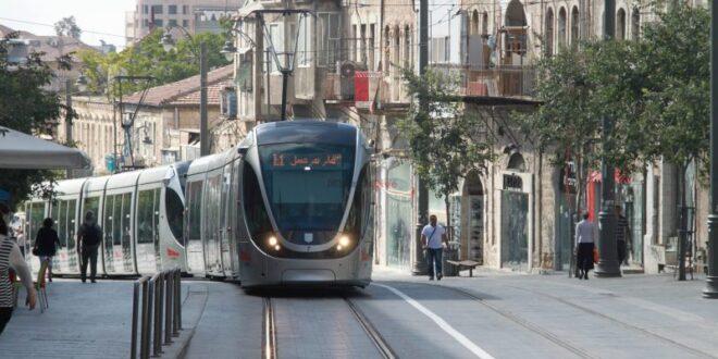 פיילוט מיוחד: הרכבת הקלה בירושלים תפעיל 5 רכבות נוספות ביום