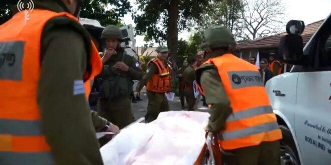 ביום חמישי יתקיים תרגיל חירום רחב היקף בחיפה, ישמעו פיצוצים
