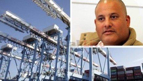"""הוחמר עונשו של יו""""ר נמל אשדוד לשעבר, אלון חסן, ל- 6 חודשי מאסר בעבודות שירות"""