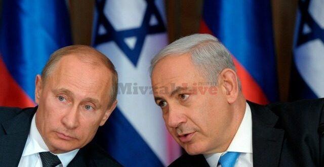 """פוטין: """"נגביר את הביטחון של חיילנו והמתקנים הצבאיים בסוריה"""""""
