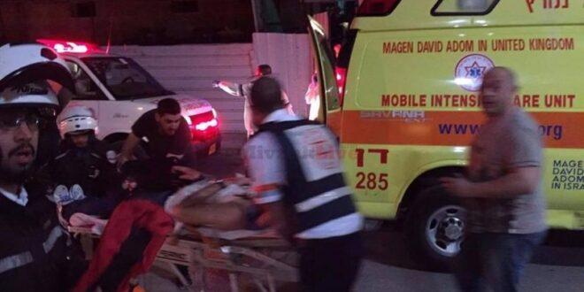 שני רוכבי אופניים בני 16 נפגעו מרכב בתל אביב ונפצעו קשה ובינוני