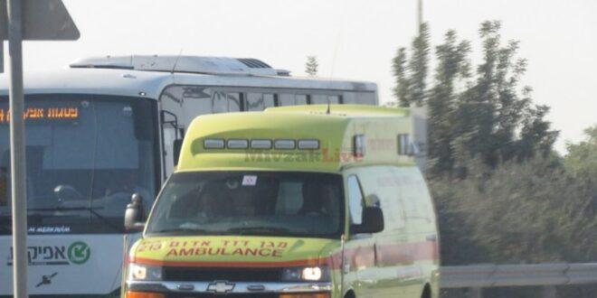 רוכב אופניים בן 37 נפצע קשה מפגיעת רכב בכביש 225 בנגב