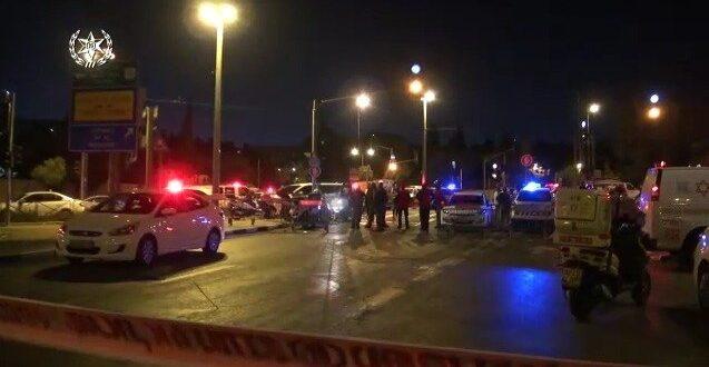 דיווח: סוכל פיגוע סמוך לעיר העתיקה בירושלים, המחבל נורה ונהרג