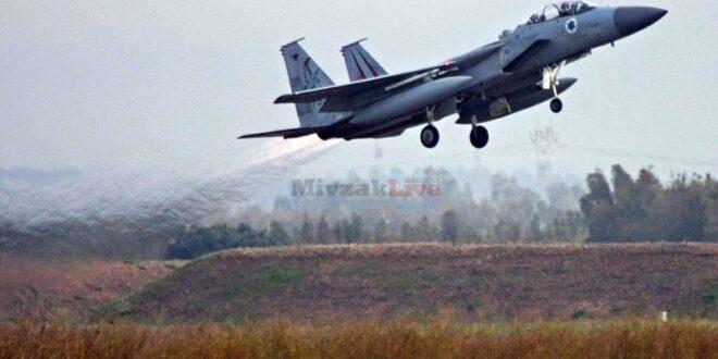"""חיל האוויר ישתתף בתרגיל המשולב """"איניוחוס"""" ביוון"""