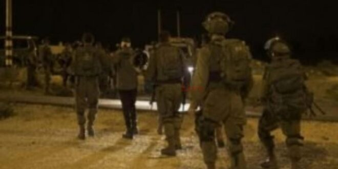"""הלילה נעצרו  9 מבוקשים באזור איו""""ש, אמל""""ח נתפס בכפר יטא"""