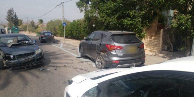 חשד: תושב בוסמת טבעון נהג בשכרות והתנגש בכלי רכב חונים