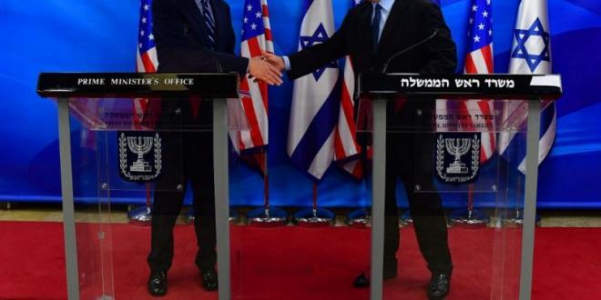 """נתניהו: """"לאיראן תוכניות השתלטות על המזרח התיכון"""""""