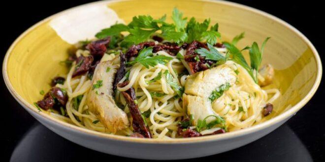 מתכון טבעוני: ספגטי אה לה אוליו