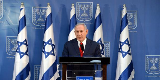 דברי ראש הממשלה בנימין נתניהו בהצהרה לתקשורת