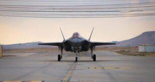 התעשייה האווירית השיקה קו ייצור חדש לכנפי ה- F35