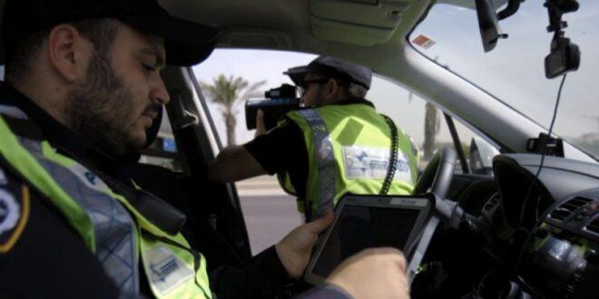"""""""טס"""" ברחוב דרך נמיר בתל אביב במהירות  של 164 קמ""""ש"""