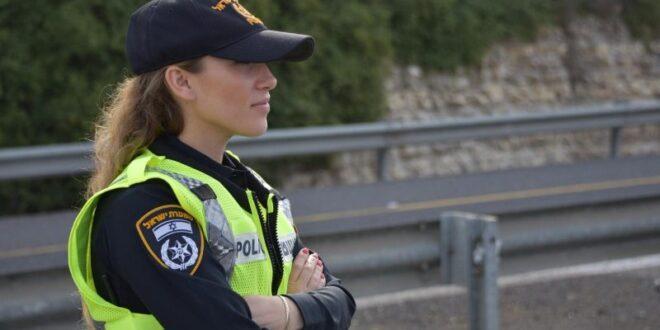 """120 דו""""חות תנועה נרשמו היום במבצע אכיפה משטרתי בכביש 6"""