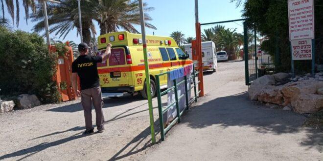 בן 42 נפל מצוק סמוך לחוף צוקי ים שבשרון, מצבו בינוני