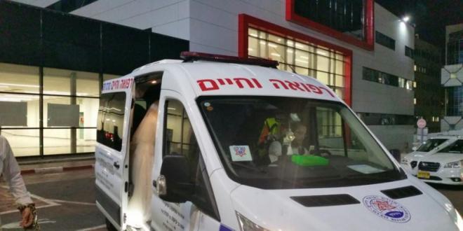 מהחופה אל בית החולים: החתן שבר את הכוס ונפצע