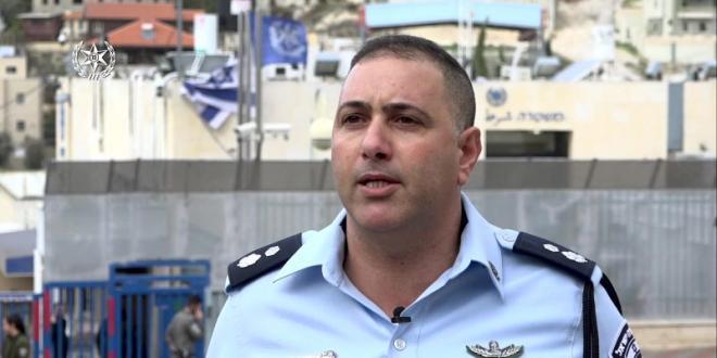 """מפקד תחנת משטרת אום אל פחם: """"נעצר חשוד בחטיפת המורה"""""""