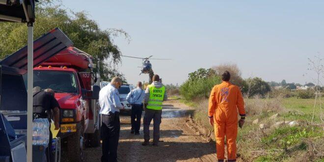 משטרת ישראל ממשיכה בחיפושיה אחר הנעדר ג'רבאן רסמי