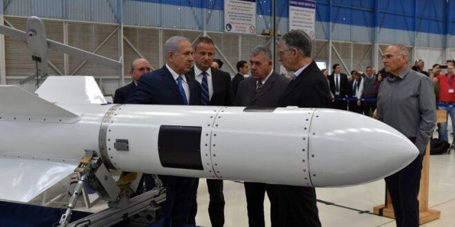 """""""נתניהו מתגאה בטילים התקפיים ומתבכיין שיגנו עליו מפני איראן"""""""