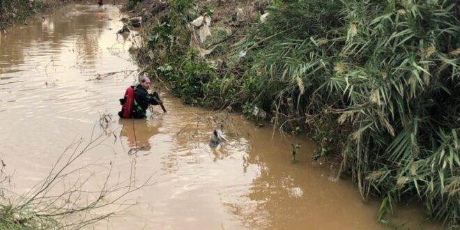 גופת גבר נמצאה בנחל אלכסנדר, נבדק האם מדובר בנעדר