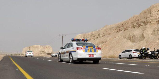 """136 רישיונות נהיגה נפסלו בפעילות המשטרה בסופ""""ש האחרון"""