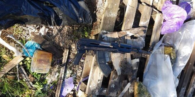 הותר לפרסום: אותר הנשק ששימש את המחבל בפיגוע בצומת אסף