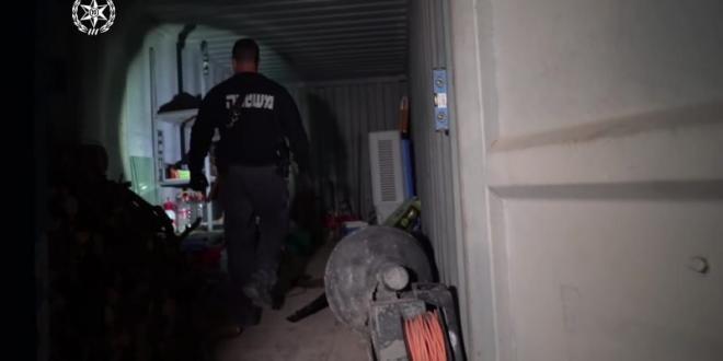 """""""שומר מסך"""" – גל מעצרים נרחב בדרום, עשרות חשודים בסחר בסמים"""