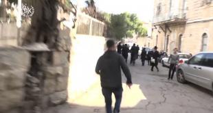 כוחות משטרה עצרו 8 חשודים בירושלים, בחשד ש...