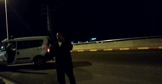 צפו: ירי באוויר לעבר מפגינים יהודים