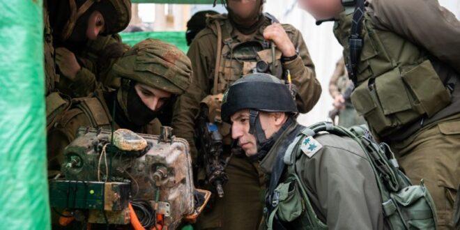 אותרה בגבול לבנון מנהרת טרור התקפית נוספת שחצתה לישראל