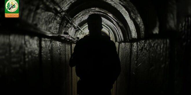הותר לפרסום: המנהרה שאותרה – מנהרה התקפית של חמאס