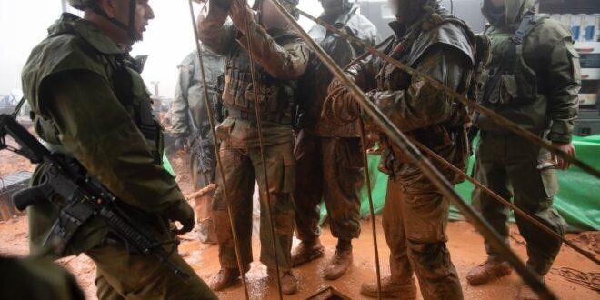 """""""מגן צפוני"""": אותרה מנהרת טרור התקפית נוספת בגבול לבנון"""