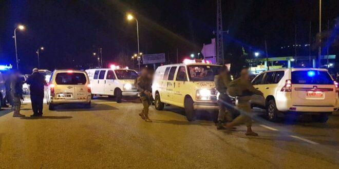 בחמאס ובג'יהאד האסלאמי בירכו על הפיגוע בעופרה