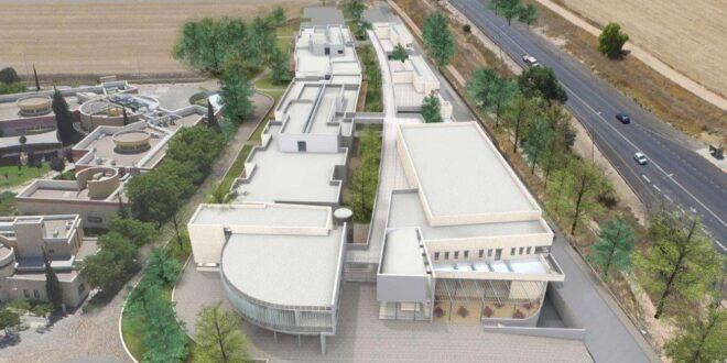 היסטוריה: החלה בניית בית החולים השיקומי הראשון בדרום