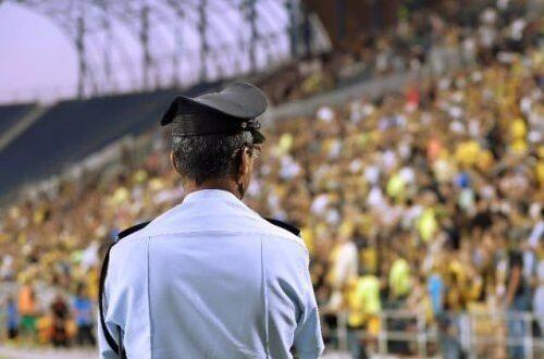 המשטרה: בן 17 מהקריות הורחק למשך חודש ממשחקי מכבי חיפה