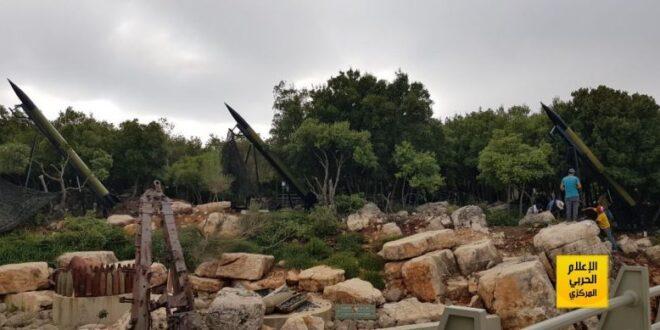 חיזבאללה פורס כוחות סמוך לגבול ונערך למלחמה עם ישראל
