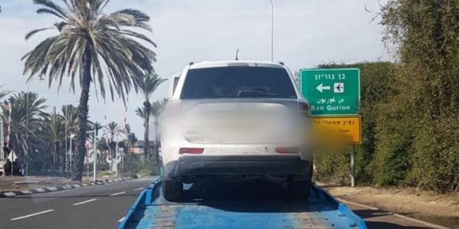 חשד: פעם שנייה בתוך שבוע נתפס נוהג תחת השפעת סמים