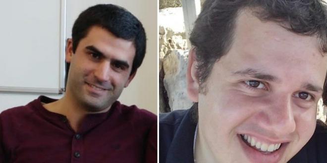 """יוסי עמיחי ואורי מנדל ז""""ל נהרגו בתאונת דרכים כביש 60 סמוך לעלי"""