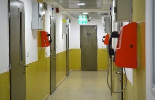 בית הסוהר מעשיהו: אסיר פלילי בן 55 הלך לעולמו