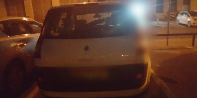 חשד: תושב תל אביב בן 24 נתפס נוהג באיילון תחת השפעת סמים