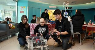 """רובורמב""""ם: ילדי """"רות"""" לומדים לתכנת רובוטים"""