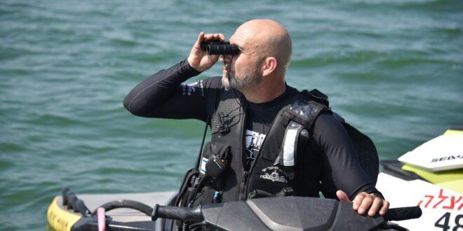 ברגע האחרון: כך ניצלו חייו של צעיר שנסחף בלב ים מול חופי יפו
