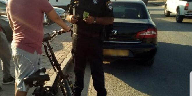 חשד: רוכב אופניים חשמליים נהג תחת השפעת סמים ודרס קשיש