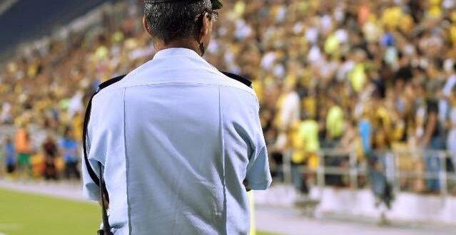 3 אוהדים נעצרו במהלך המשחק באצטדיון טרנר בבאר שבע