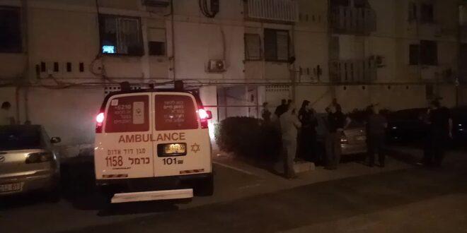 שני גברים נמצאו ללא רוח חיים בדירה בחיפה