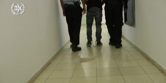 שלושה תושבי חיפה ותושב הצפון נעצרו בחשד לתקיפת שוטרים